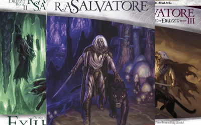 The Dark Elf Trilogy Book Series Review